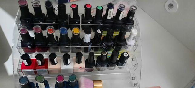 Vernizes de gel , varias marcas Sixiene , Andreia ,Purple , andy