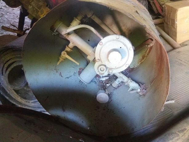 Регулятор давления газа ГРПШ 32