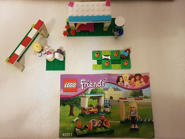 Lego Friends 41011 Trening piłkarski Stephanie