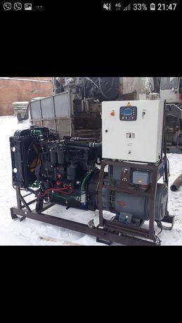 Дизельная электростанция дизель-генератор 30кВт 400В