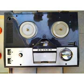 PRL magnetofon szpulowy ZK 140T unitra
