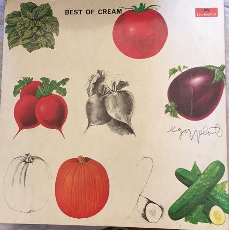 Cream - best of (LP vinil) Vinyl