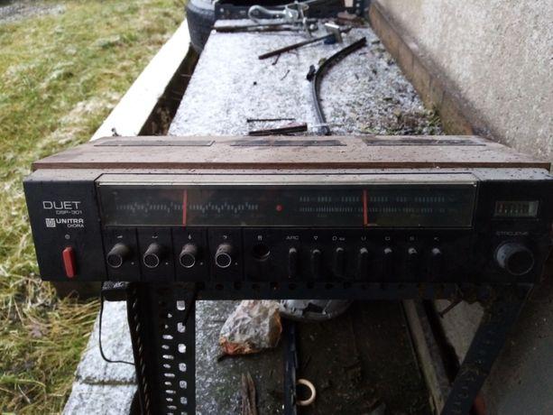 Zabytkowe Radio Unitra