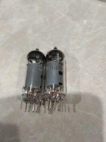 Радиолампы 6К4П-ЕВ, 6К4П
