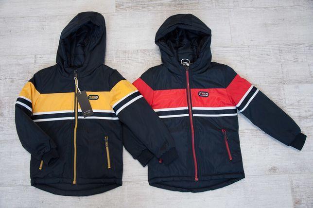 Куртка для мальчика 7-12 лет демисезонная весенняя