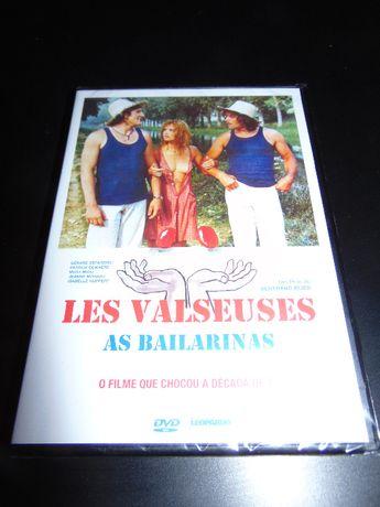 Filme DVD Las Valseuses - As bailarinas NOVO