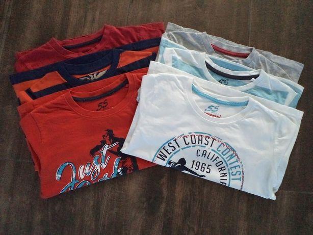 T-shirty chłopięce - 6 szt