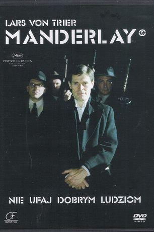 MANDERLAY Lars von Trier PL dvd