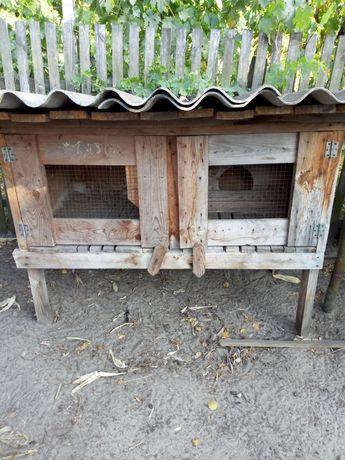 Клітка для кролів (5штук)