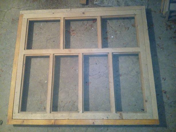 Вікно дерев'яне