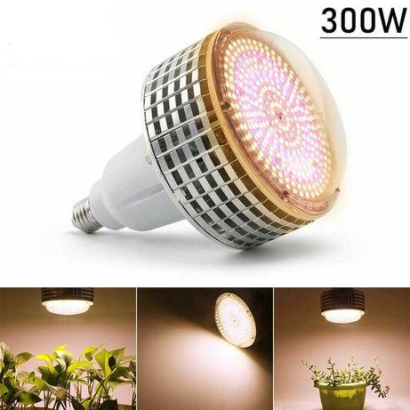 Lâmpada 300W E27 LED Sunlike Grow Light 300 Leds