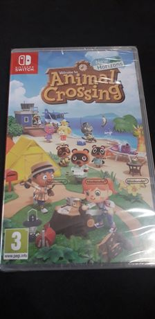 Jogo Animal Crossing  new horizons.