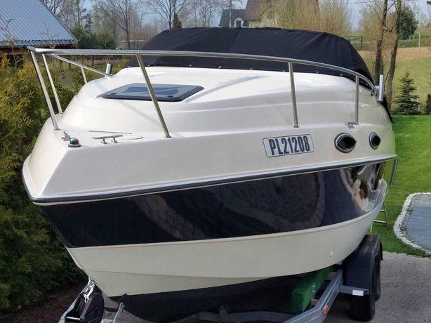Przyczepa do łodzi motorówki 3000 dmc