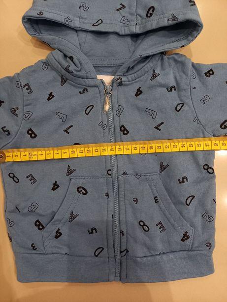 Bluza bluzy niemowlęca 68 sinsay