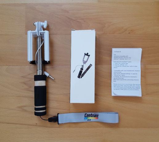 Kijek selfje + podgrzewacz USB