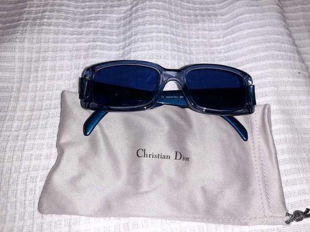 Dior okulary słoneczne, vintage