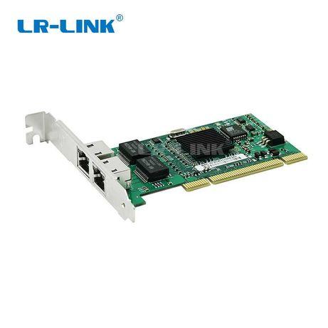 Placa de Rede Dual 1Gbit (2 saídas de 1 Gbit)