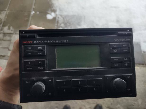 Radio seat orginal
