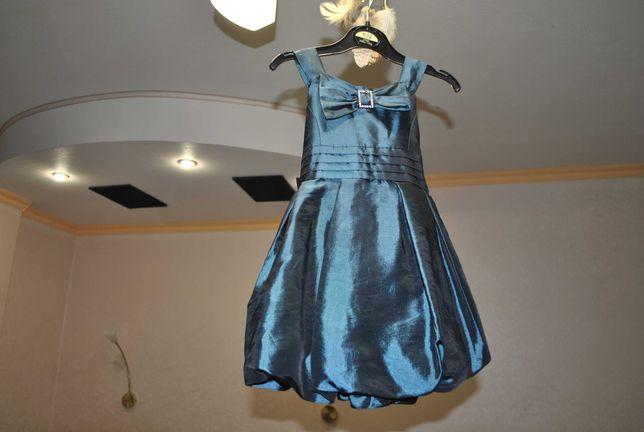 Нарядное платье на праздник очень красивое