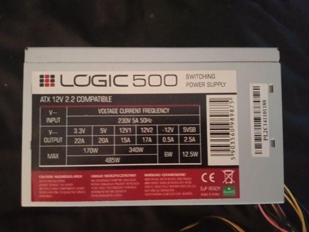 Zasilacz LOGIC 500