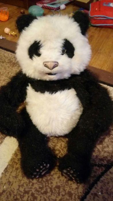 Fur real panda zabawka interaktywna Olmonty - image 1