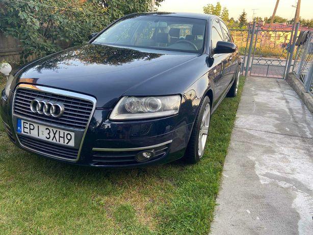 Sprzedam/Zamienie Audi A6C6 2.4 LPG