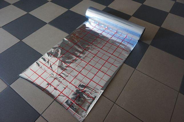 Folia do ogrzewania podłogowego duża ilość