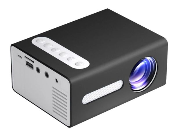 Бытовой светодиодный проектор T300