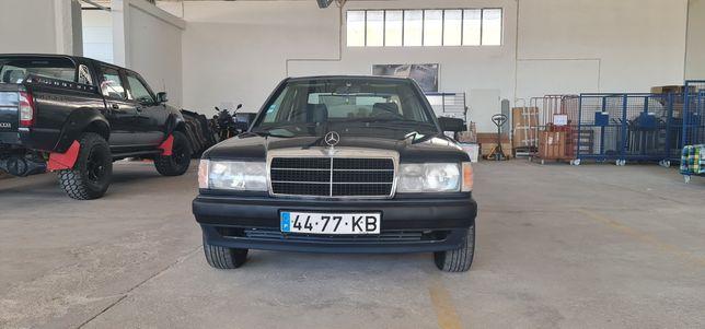 Mercedes 190D 2.0 Caixa de 5