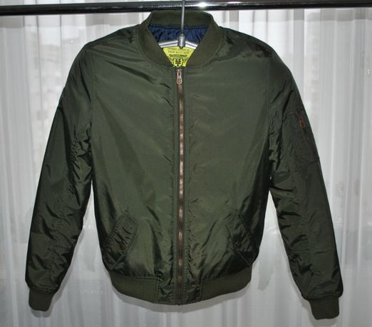 Куртка демисезонная Бомбер c&a подростковая