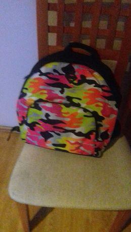 Plecak szkolny damski