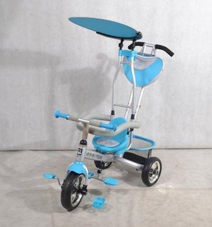 НОВЫЙ Детский трехколесный велосипед Super Trike
