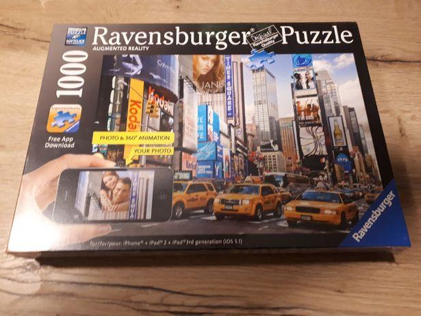 Puzzle 1000 Times Square AR RAVENSBURGER 193066