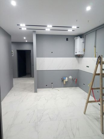 Ремонт квартир , будинків і офісів під ключ