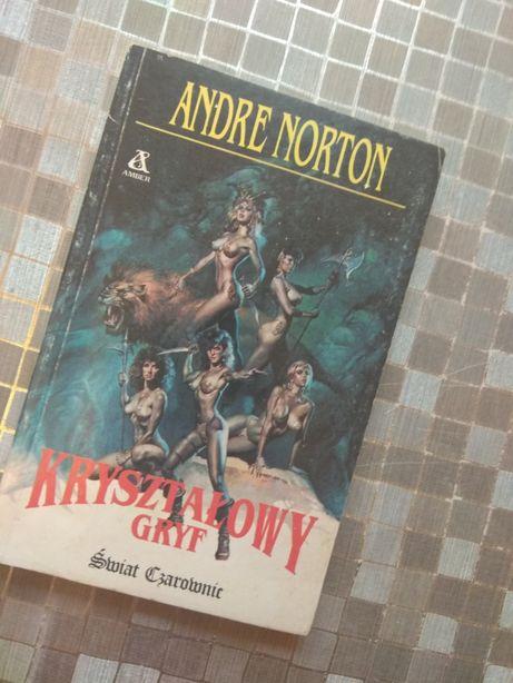 Kryształowy gryf Andre Norton Świat czarownic