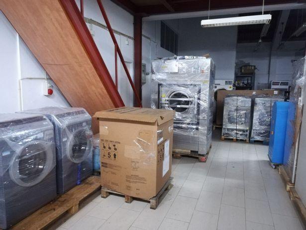 Máquina de lavar e secar 45kg roupa industrial