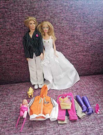 Barbie para młoda+głośniki komputerowe