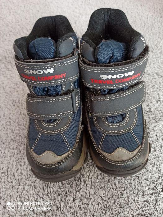 Buty zimowe dla chlopca Murowana Goślina - image 1