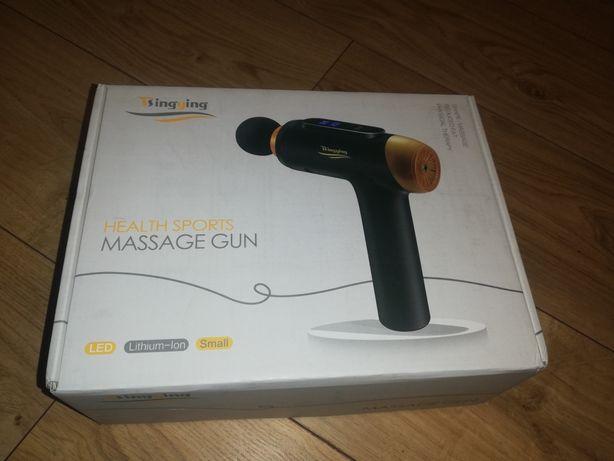 Pistolet do masażu firmy Tsingying. Nowy