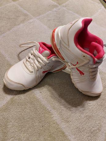 Buty puma r28 białe