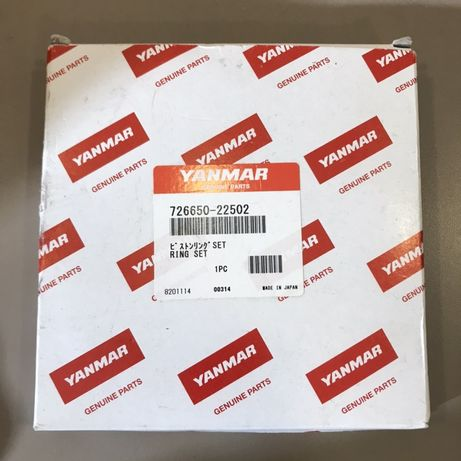Anéis Yanmar 726650 - Novo