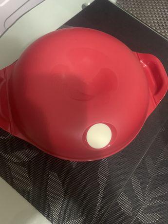 **NOVO A ESTREAR** Marmita microondas Tupperware