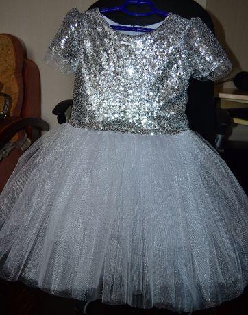 Святкове плаття, 122-128. Handmade