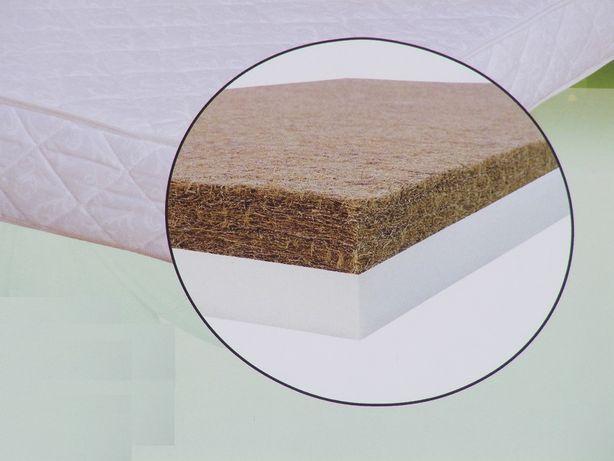 Nowy materac NAJLEPSZY do łóżeczka 120/60 cm WYSYŁKA GRATIS