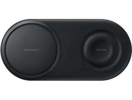 Carregador Wireless Charger Duo Pad Black Samsung