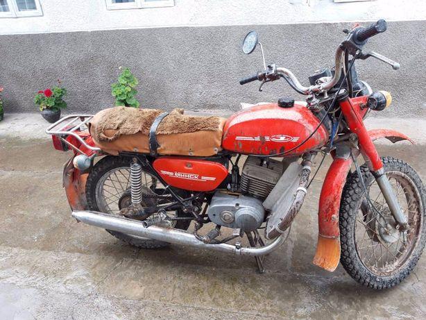 Мотоцикл Мінск ММВЗ-311211