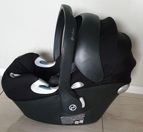 fotelik nosidełko Cybex Aton Q 0-13 adaptery
