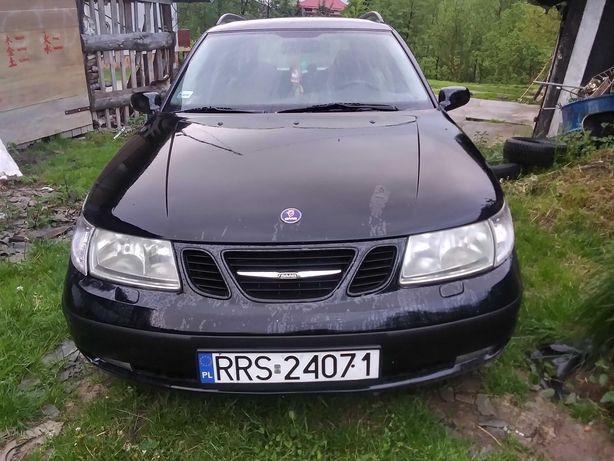 Saab 95 sprzedam lub zamienię na motocykl/quad