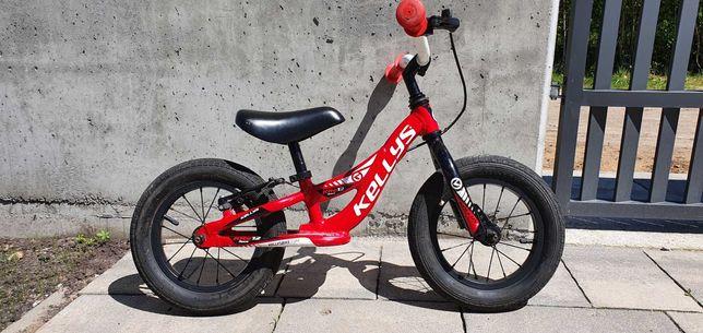 Rowerek Kellys Kite 12 z hamulcem ręcznym