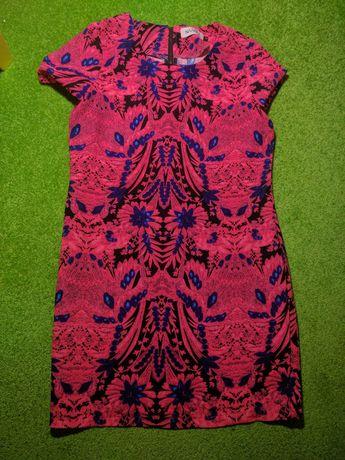 Платье женское. Размер S. Летнее яркое платье